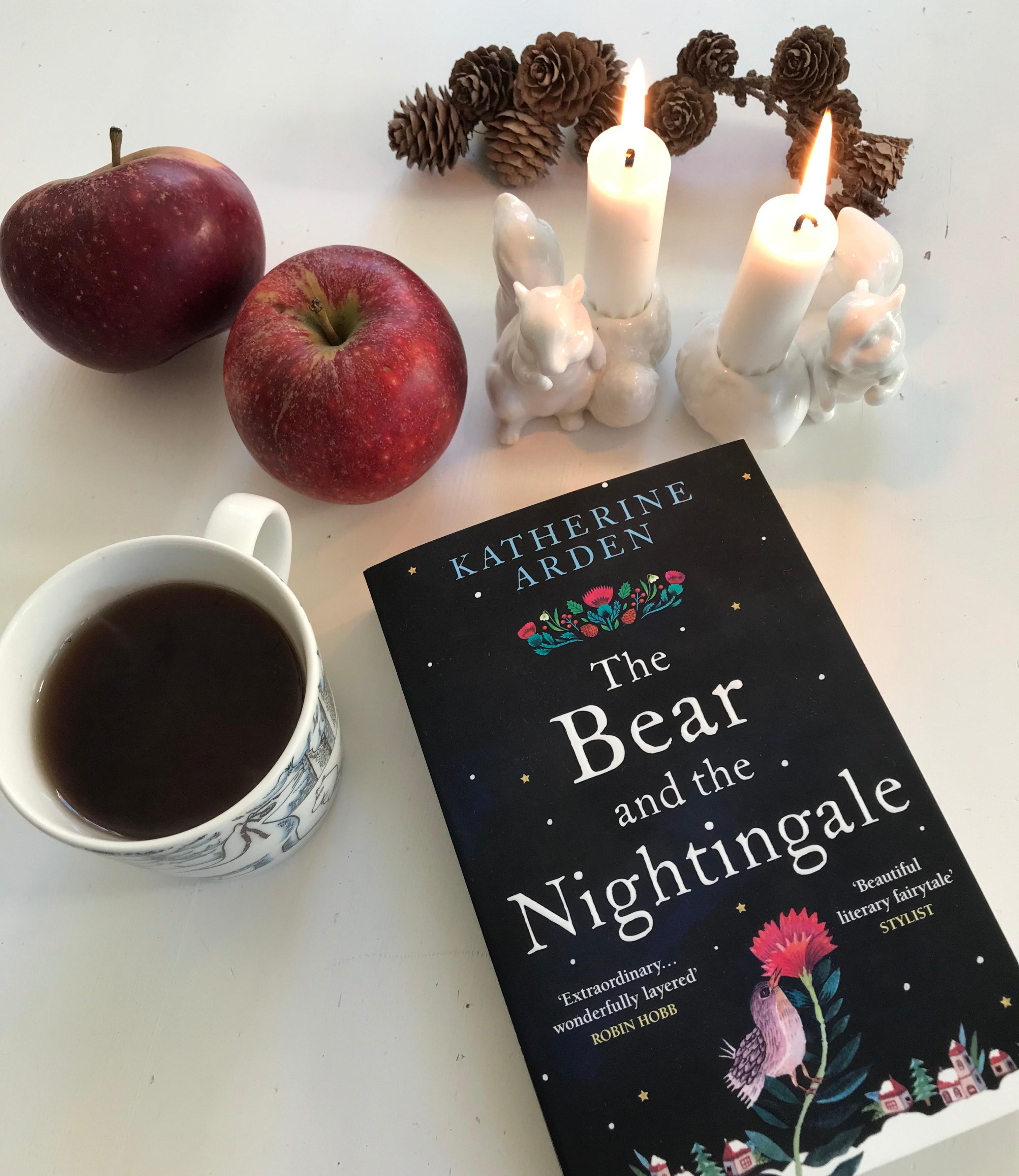 The Winternight trilogy